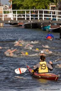 Swim-in Leiden 2012